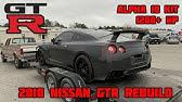 Rebuilding a Wrecked 2010 Nissan GTR 1200+ HP