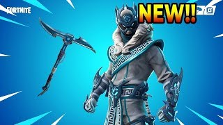 The New SNOWFOOT SKIN in Fortnite| LIVESTREAM