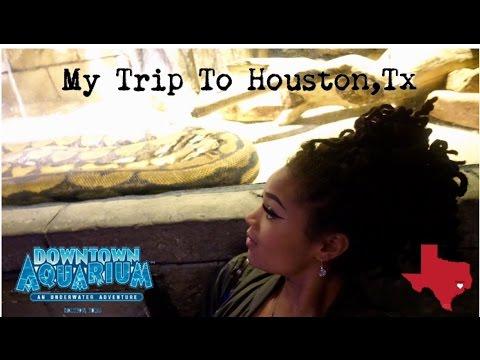 First Trip to Houston,TX!