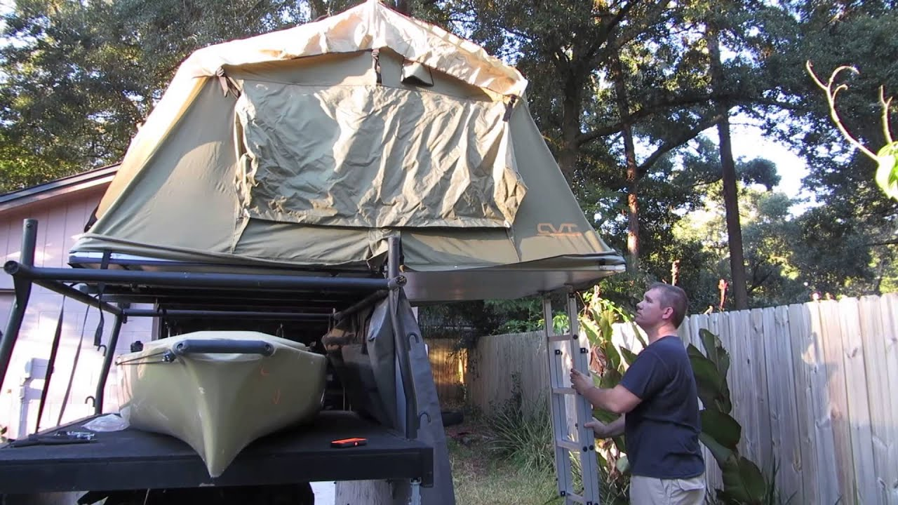 Thomas Rtt On My Custom Kayak Hauler Offroad Trailer