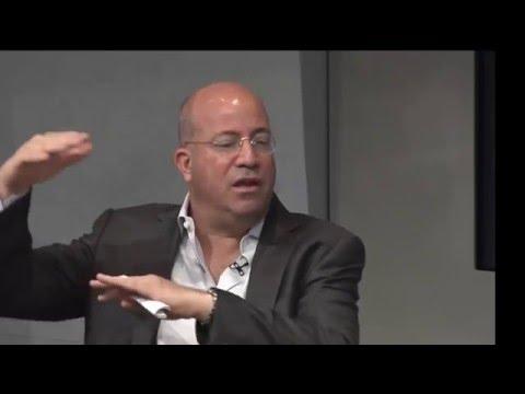 Paley Dialogues: Jeff Zucker, President, CNN Worldwide
