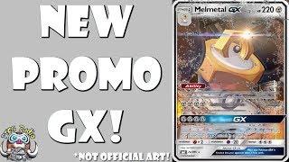 Melmetal Is Coming as a Promo GX Pokemon Card Soon! (Also Meltan!)