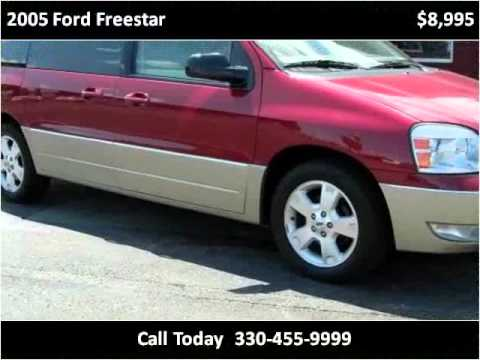 Bobs Auto Sales >> 2005 Ford Freestar Available From Bob S Auto Sales Youtube