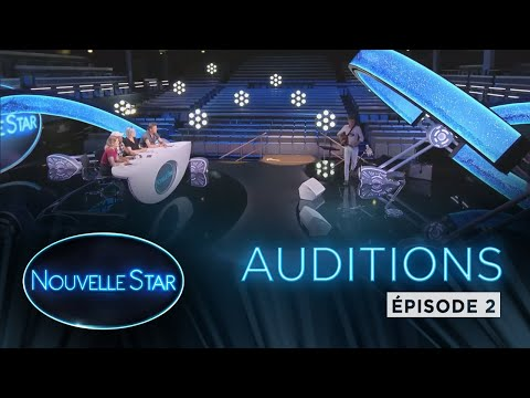 FULL EPISODE 2 - Auditions - Nouvelle Star 2017