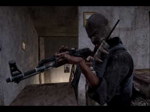 Call of Duty: Modern Warfare 2 - Arabic Voices