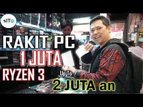 Cek Harga Offline Komputer Di Plaza Bandung Dapet Ryzen