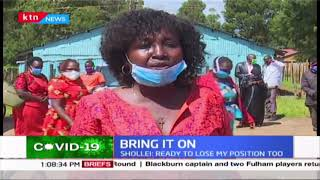 Shollei criticizes President Uhuru over ongoing purge, says she is ready to lose her position too