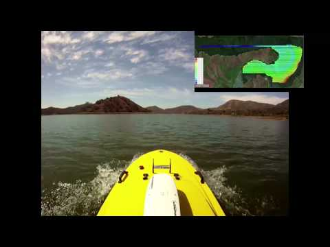 Oceanscience Z-Boat 1800 Autonomous Drone USV / ASV for Remote Hydrographic Surveying