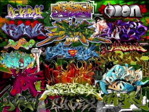 coole Graffiti Bilder mit Eminem