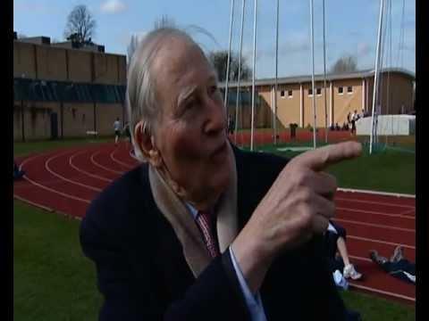 Roger Bannister interview