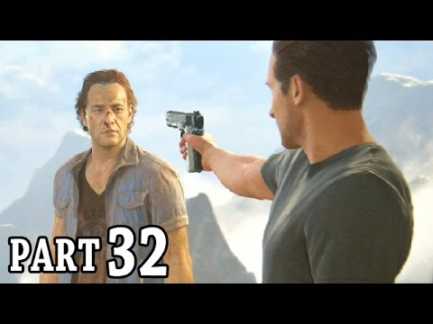 Uncharted 4 Gameplay German PS4 #32 - Die bittere Wahrheit - Let's Play Uncharted 4 Deutsch