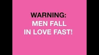 Women in men love quicker than Do fall