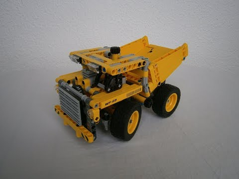 Lego Technic : Mining Truck, Set 42035