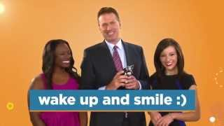"Cleveland 19 News This Morning ""Wake Up and Smile"" 30"