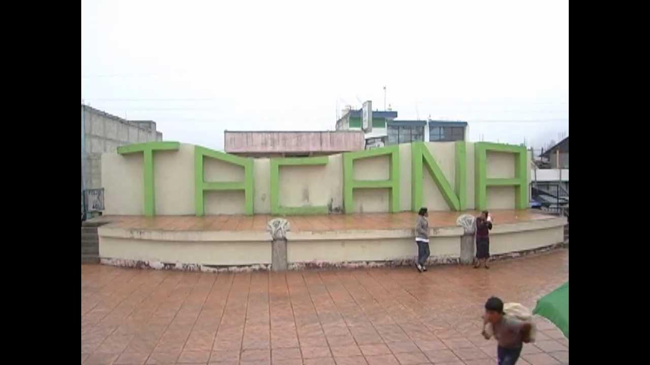 Tacana san marcos doovi for Puerta 8 san marcos