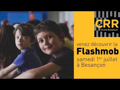 Rejoignez-nous à la FLASHMOB du 1er juillet !