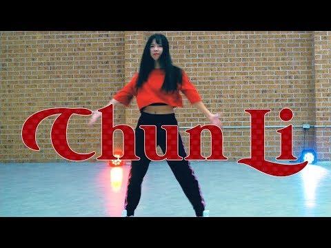 Nicki Minaj - Chun-Li | SKY J CHOREOGRAPHY