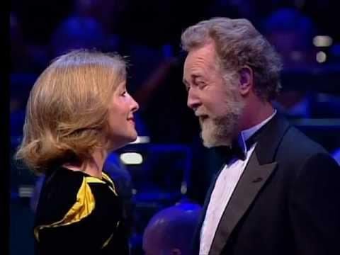 Frederica von Stade & Benjamin Luxon sing Monteverdi - LIVE!