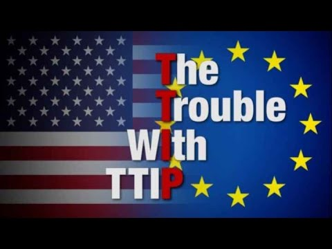 The Trouble With TTIP