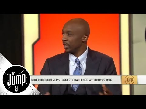 Jason Terry explains Mike Budenholzer's biggest challenges with the Bucks | The Jump | ESPN