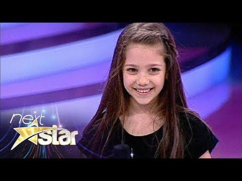 "Otilia - ""Bilionera"". Vezi cum cântă Patricia Dumitrescu, la ""Next Star""!"