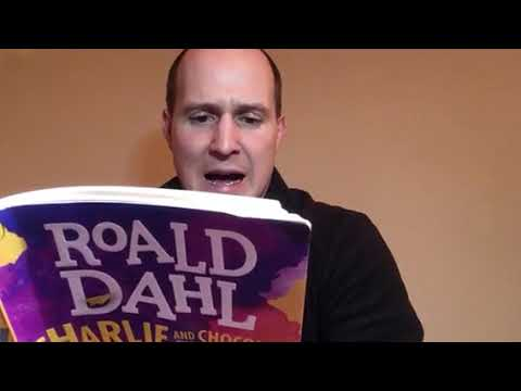 Ch 7-8 Charlie and the Chocolate Factory by Roald Dahl Mp3
