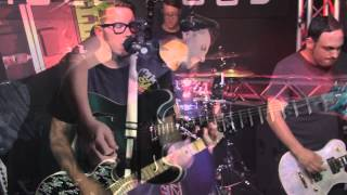 "Hawthorne Heights live at Peavey Hollywood: ""Ohio Is For Lovers"""