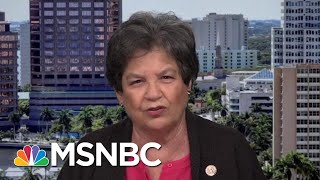 Representative Lois Frankel On Jeffrey Epstein And Alex Acosta | Velshi & Ruhle | MSNBC