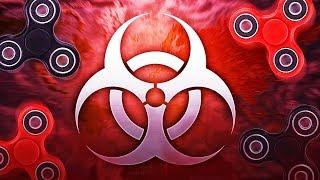 Plague Inc. - FIDGET SPINNER