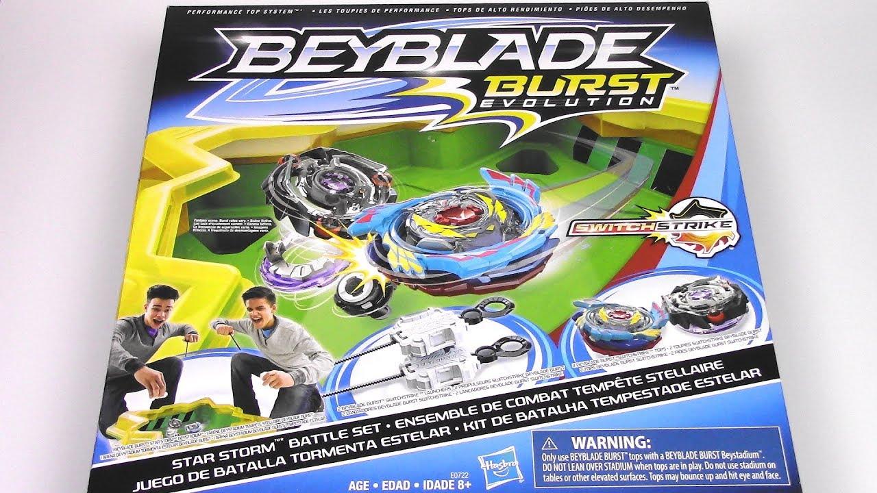 Stadium Only!!! Hasbro Beyblade Burst Star Storm BeyStadium