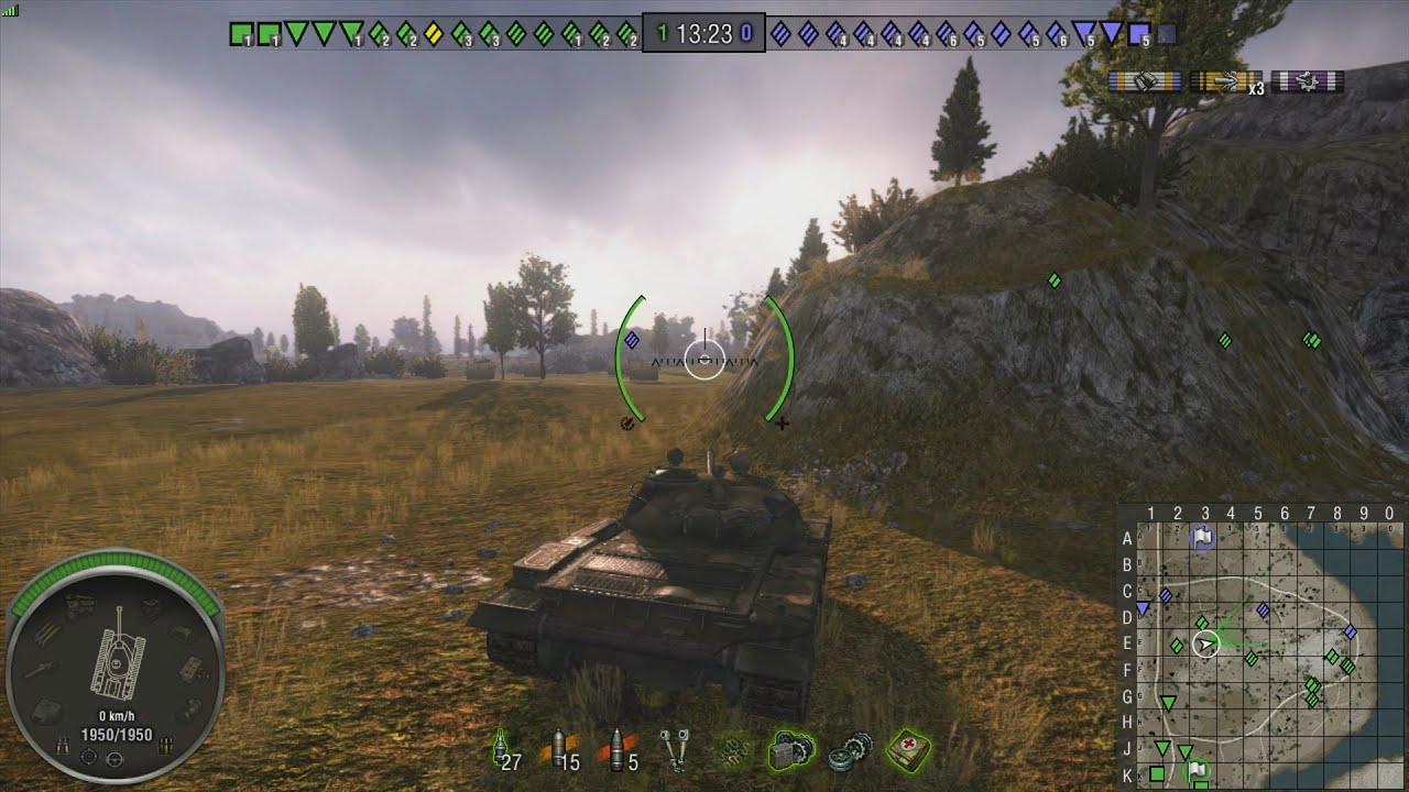 t 62a wot gameplay venice - photo#16