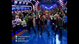 Dynamite - I'm Falling In Love Live On Dahsyat 19 maret 2013