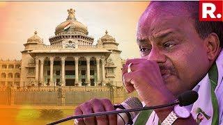 HD Kumaraswamy's Congress-JDS Coalition Govt Falls After Losing Trust Vote In Karnataka Assembly