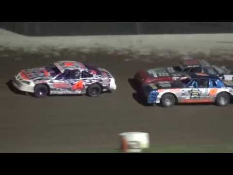 IMCA Stock Car feature 34 Raceway 7/23/16