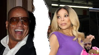 Wendy Williams Husband Demands Cash And Child Support Side Chick May Put Him On Child Support Too