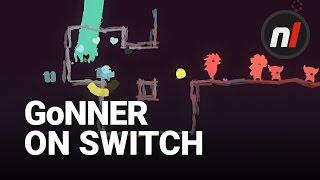 Roguelike & Randomly Generated | GoNNER on Nintendo Switch