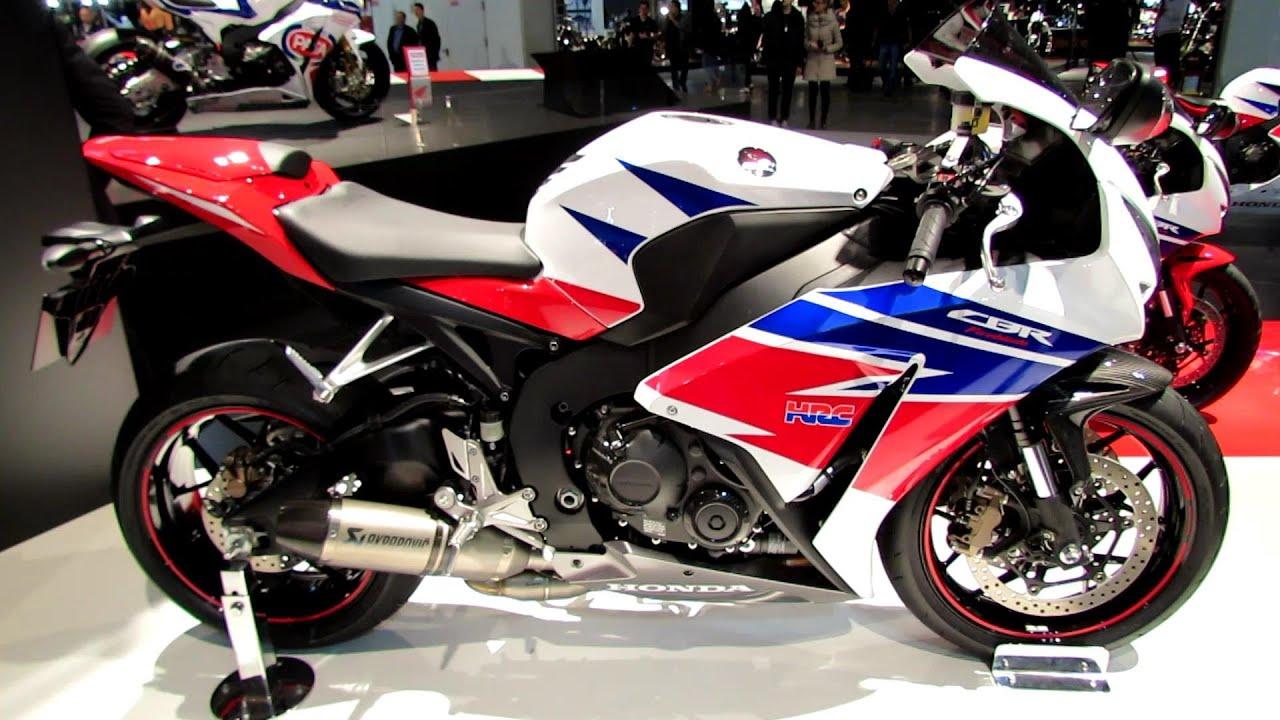 Honda North America >> 2014 Honda CBR1000RR Fireblade eC-ABS Walkaround - Debut ...