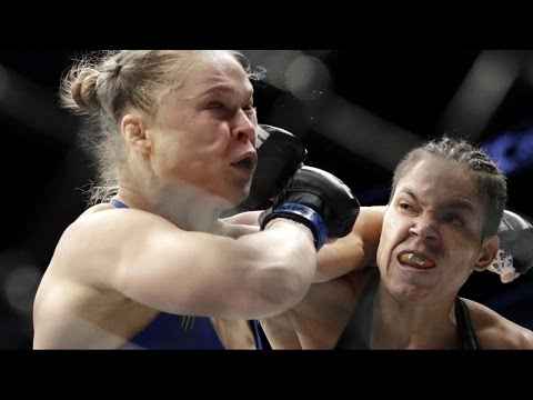 Ronda Rousey 48-Second Knockout