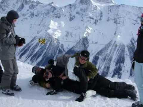 Fiennes ESU trip to Kandersteg 2007/08