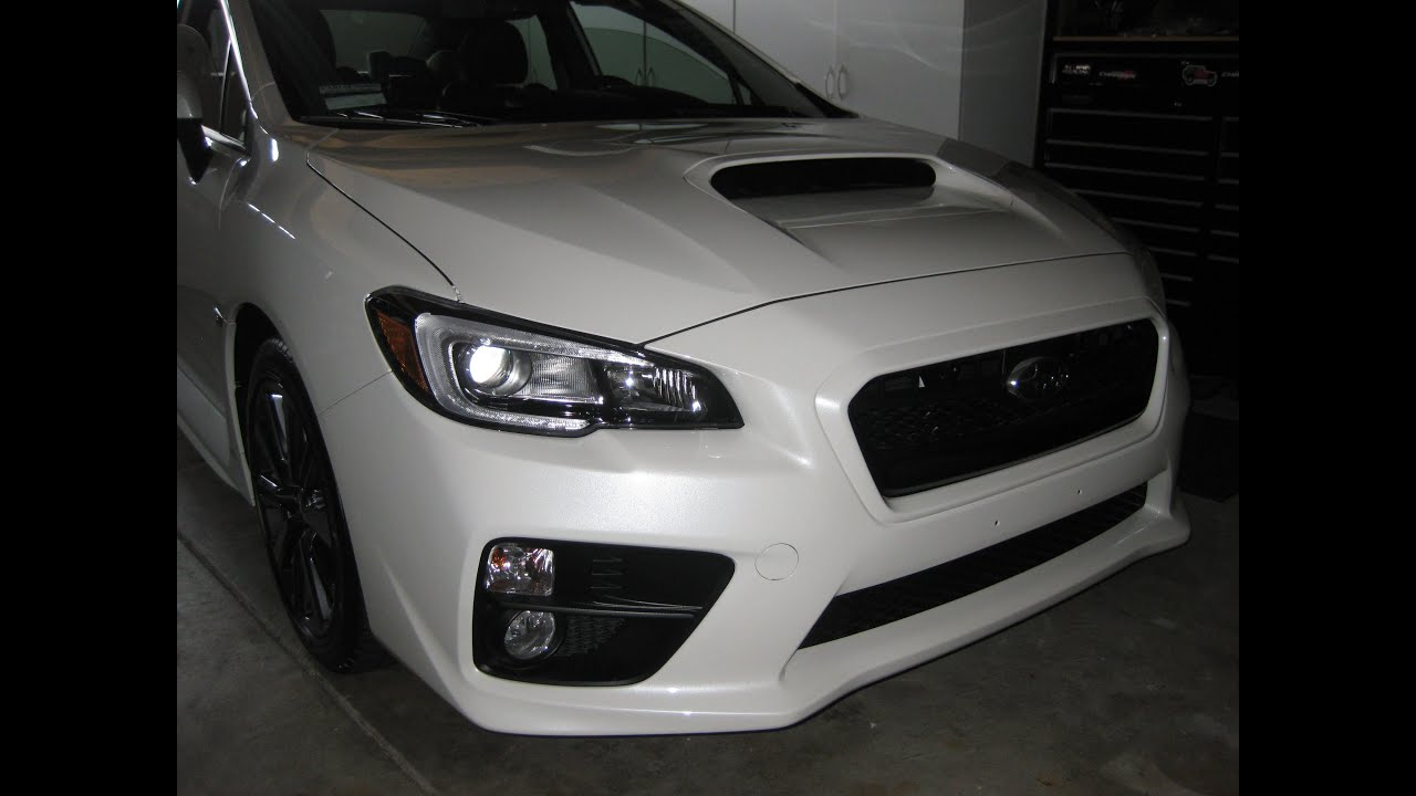 2015 subaru wrx limited: ep. 1: introduction and features part 1