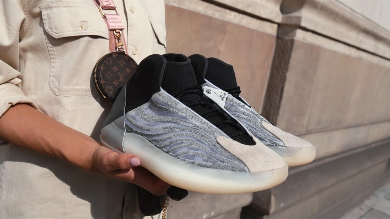 Daily wear GodKiller Yeezy Quantum by