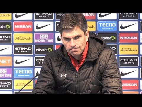Man City 2-1 Southampton - Mauricio Pellegrino Post Match Press Conference - Premier League #MCISOU