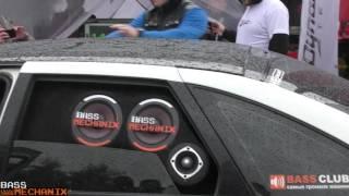 Басс Механик 161.55 dB - рекорд этапа SMS 2016 Sulin Motor Show