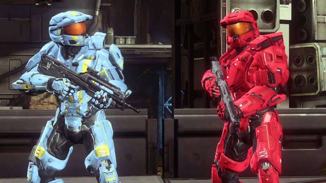 Red vs. Blue PSA - Roosterteeth