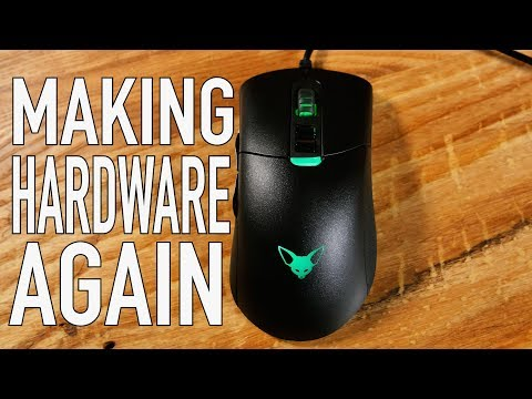 We're Making Hardware Again: New Mice, Future Products, New Brand | Fenek