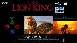 The Lion King 2019 Leaked  Game  Playstation 5[Ps5]first Exclusive title | official Reveal Trailer / Видео