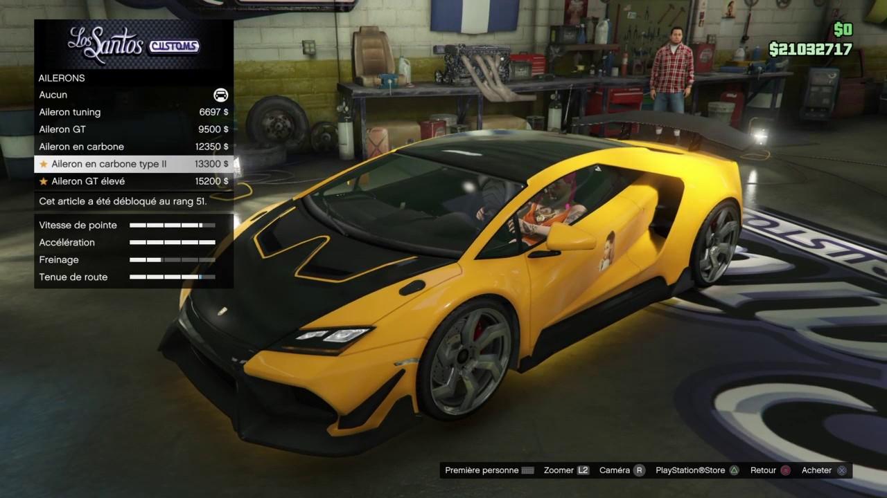 Gta 5 Online La Pegassi Tempesta Lamborghini Centenario Youtube