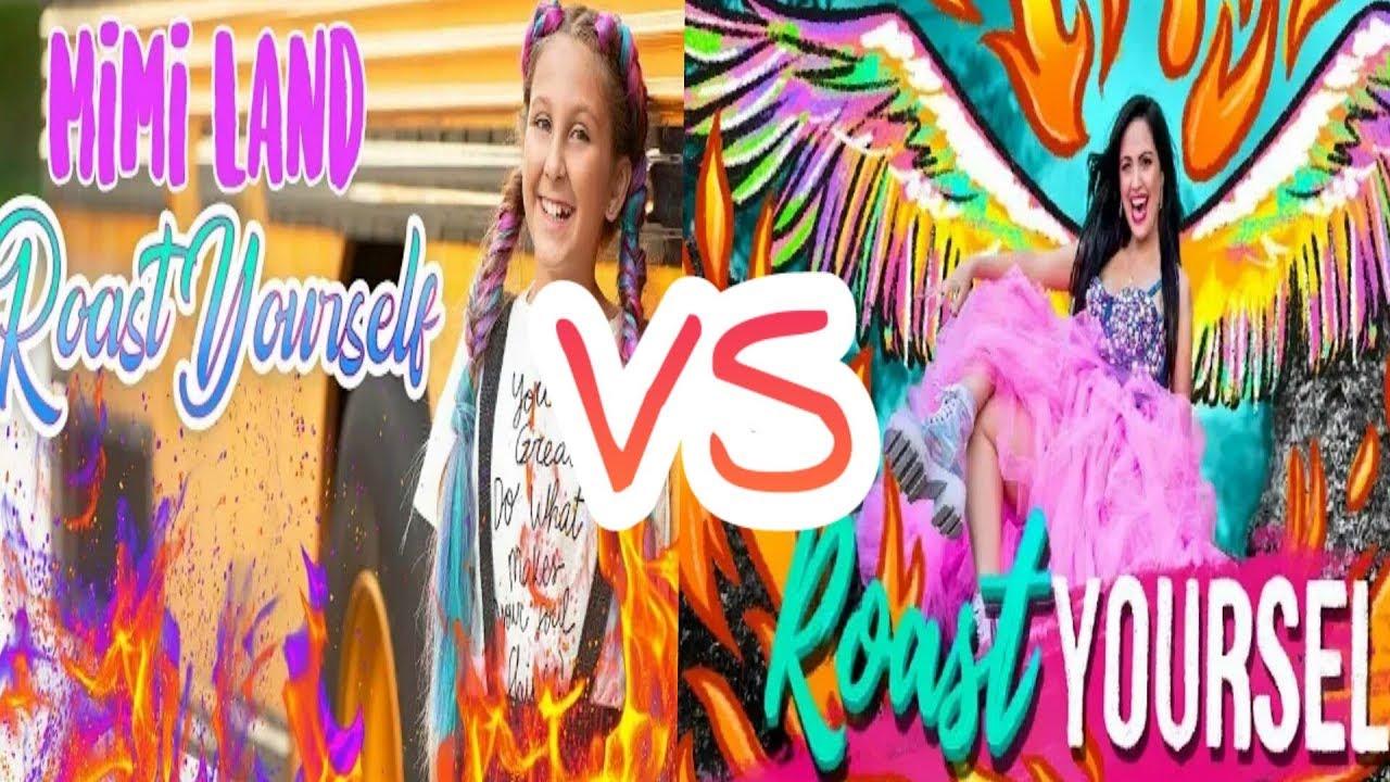 ROAST VS ROAST / MIMI LAND VS SANDRA CIRES ART/TEDAL Rc