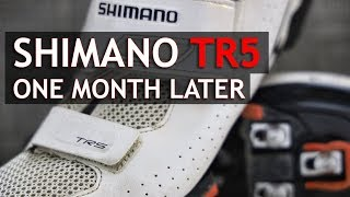 Shimano TR5: One Month Later