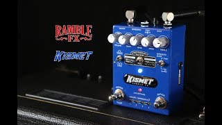 Ramble FX - Kismet overdrive/distortion